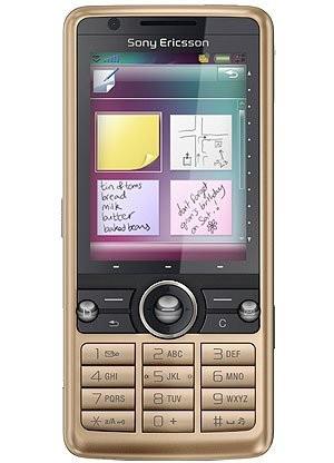 Фото Sony Ericsson G700