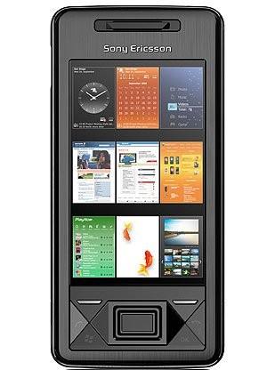 Фото Sony Ericsson XPERIA X1