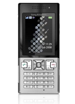 Фото Sony Ericsson T700