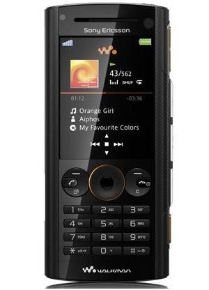 Фото Sony Ericsson W902