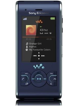 Фото Sony Ericsson W595