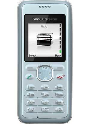 Фото Sony Ericsson J132