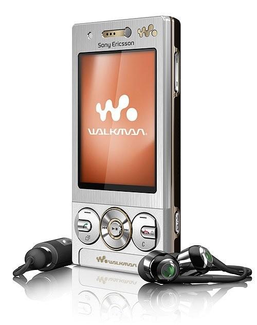 Фото Sony Ericsson W705