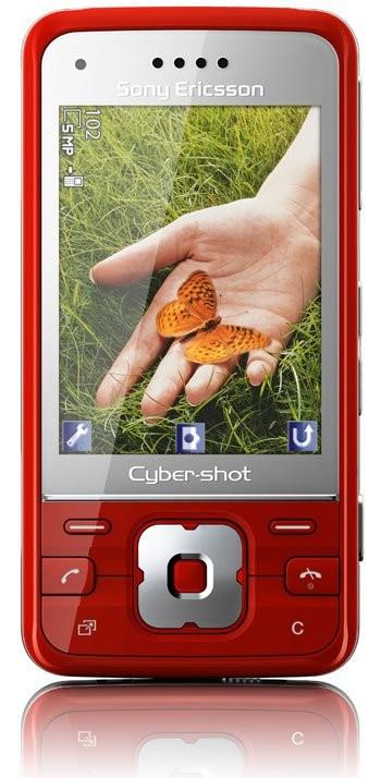 Фото Sony Ericsson C903