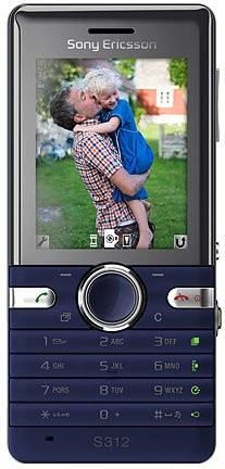 Фото Sony Ericsson S312