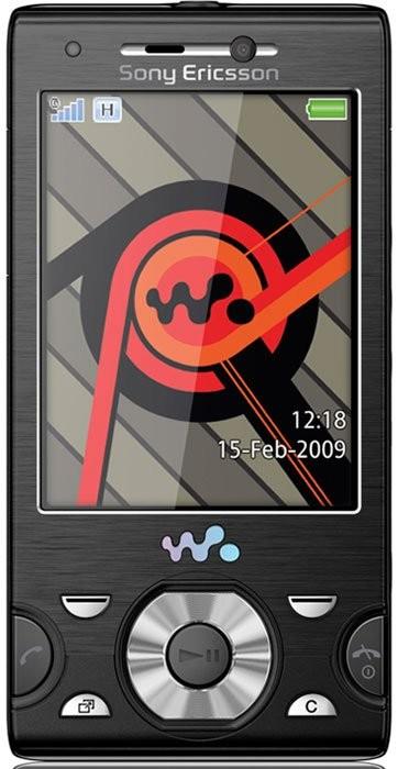 Фото Sony Ericsson W995