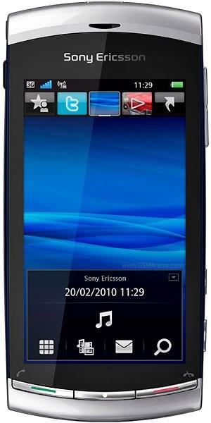 Фото Sony Ericsson Vivaz