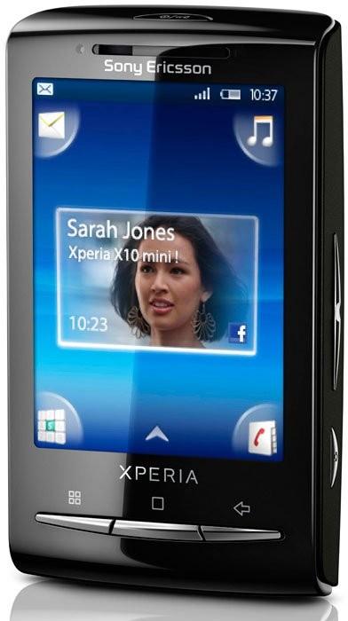 Фото Sony Ericsson Xperia X10 mini