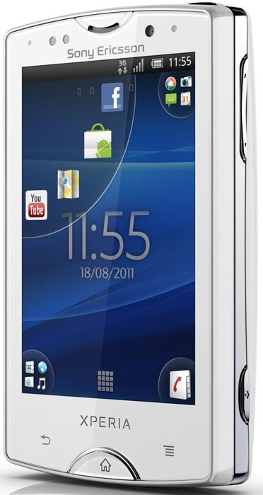 Фото Sony Ericsson Xperia mini pro