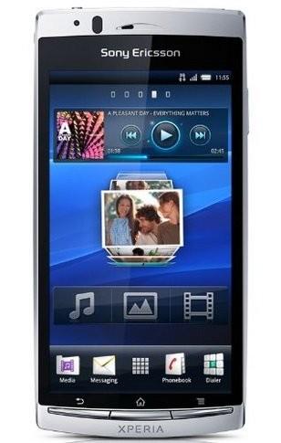 Фото Sony Ericsson Xperia arc S