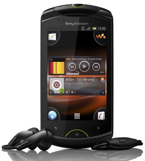 Фото Sony Ericsson Live with Walkman
