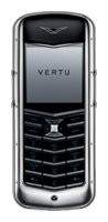 Фото Vertu Constellation Polished Stainless Steel Black Leather