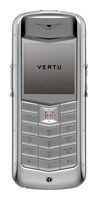 Фото Vertu Constellation Exotic Polished stainless steel aqua ostrich skin