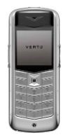 Фото Vertu Constellation Exotic Polished stainless steel black ostrich skin