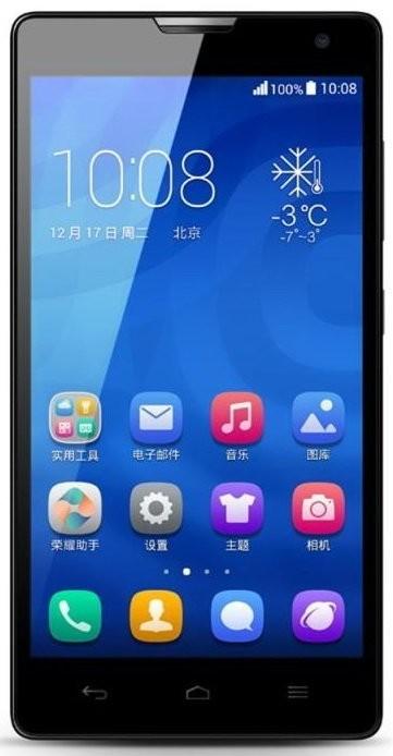 Фото Huawei Honor 3C