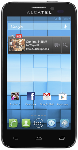 Фото Alcatel One Touch Snap LTE