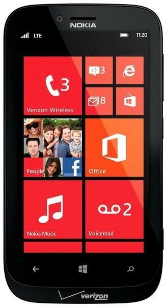 Фото Nokia Lumia 822