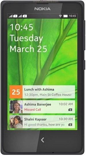 Фото Nokia X Plus Dual SIM