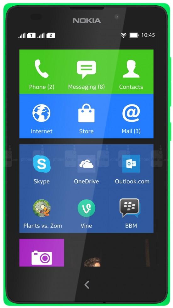 Фото Nokia XL