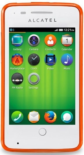 Фото Alcatel One Touch Fire C