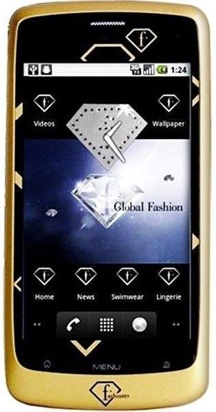 Фото ZTE FTV Phone / Blade FashionTV Phone