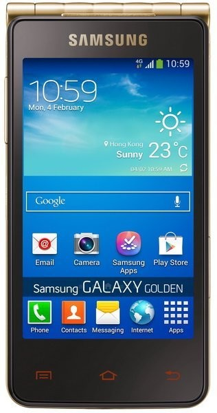 Фото Samsung I9235 GALAXY Golden