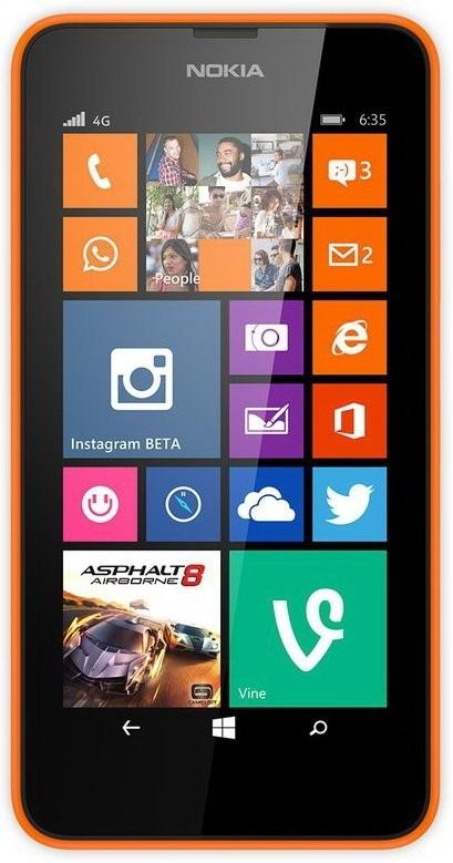 Фото Nokia Lumia 635