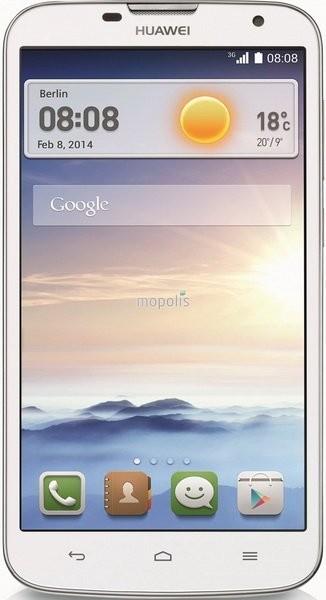 Фото Huawei Ascend G730
