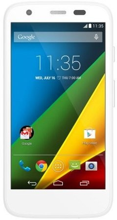 Фото Motorola Moto G 4G