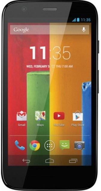 Фото Motorola XT1025 Moto E Dual TV