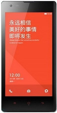 Фото Xiaomi Red Rice