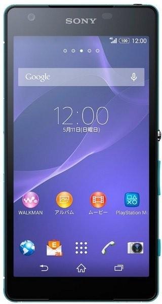 Фото Sony Xperia Z2a D6563