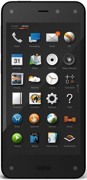 Фото Amazon Fire Phone