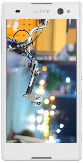 Фото Sony Xperia C3