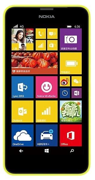 Фото Nokia Lumia 636