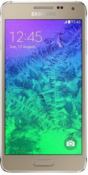 Фото Samsung G850 Galaxy Alpha