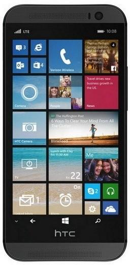 Фото HTC One (M8) for Windows
