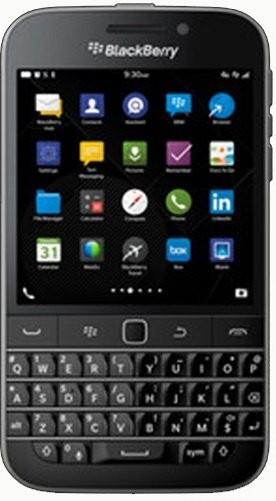 Фото BlackBerry Q20 Classic