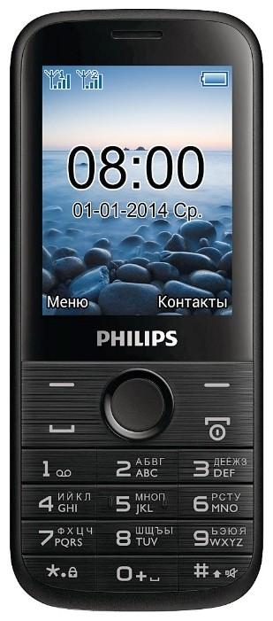Фото Philips E160