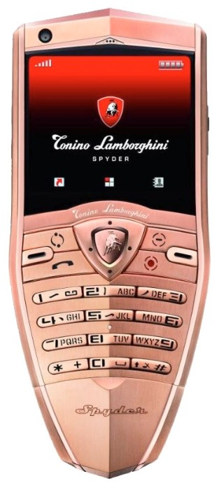 Фото Tonino Lamborghini Spyder S671