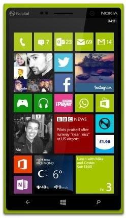 Фото Microsoft Lumia 1330
