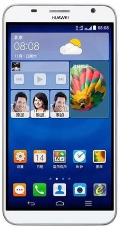 Фото Huawei Ascend GX1