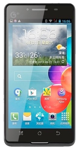 Фото Ergo SmartTab 3G 4.5