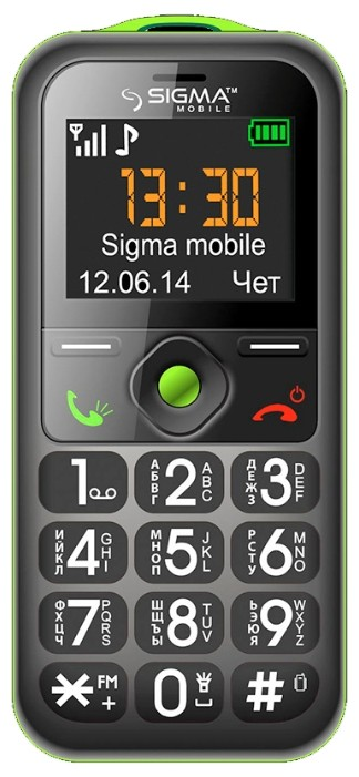 Фото Sigma mobile Comfort 50 Mini2