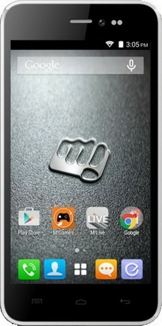 Фото Micromax Canvas Pep Q371