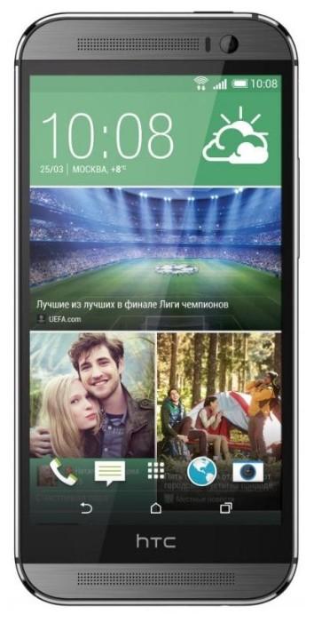 Фото HTC One M8s