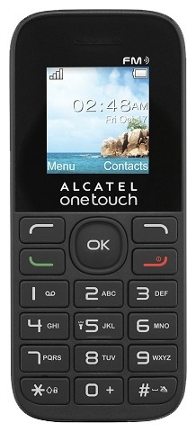 Фото Alcatel One Touch 1013D