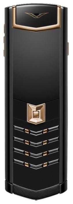 Фото Vertu Signature S Design Red Gold Black DLC