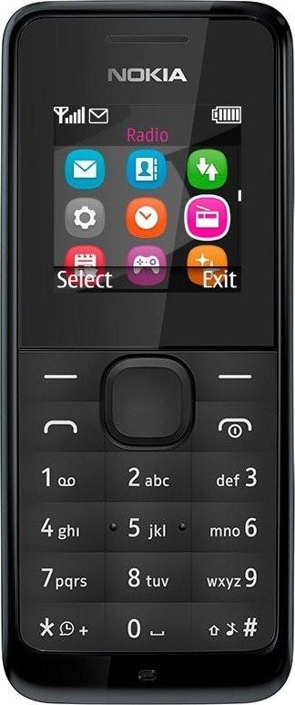 Фото Nokia 105 Dual SIM (2015)