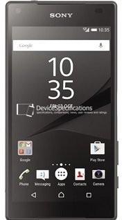 Фото Sony Xperia Z5 Compact E5823